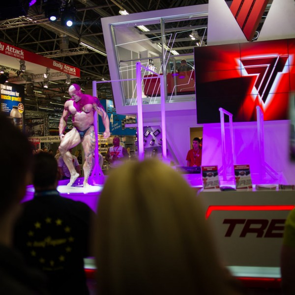 Trec Nutrition na targach FIBO POWER 2014
