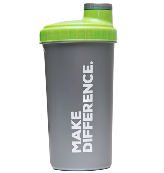 SHAKER 0,7 L - MAKE DIFFERENCE