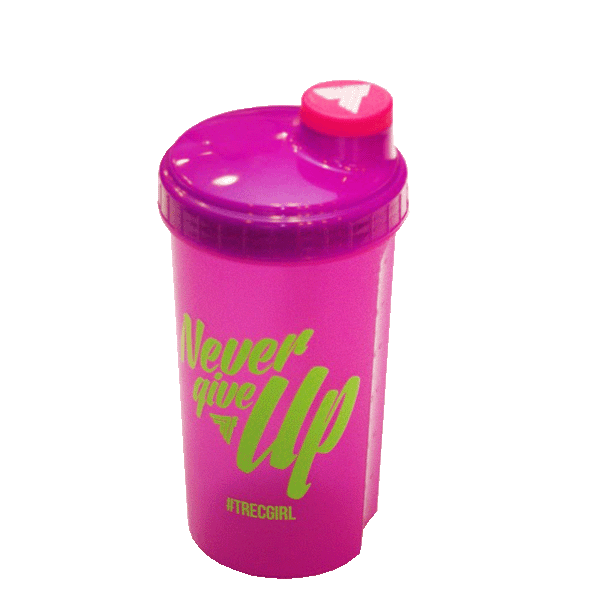 SHAKER 009 - 0,7 L - VIOLET - NEVER GIVE UP