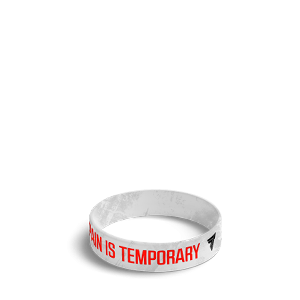 PRIDE IS FOREVER - WRISTBAND 041/WHITE