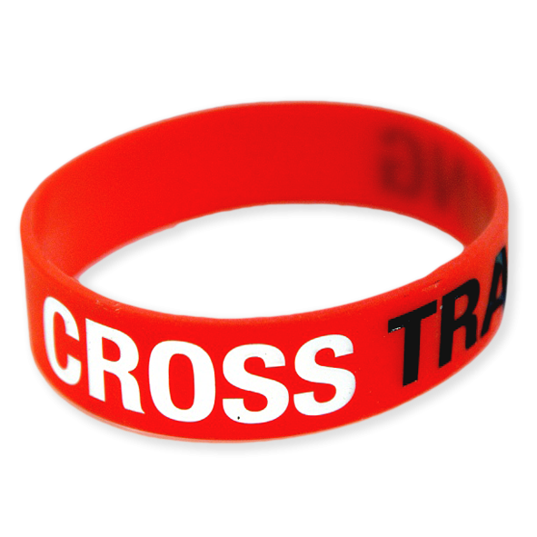 CROSS TRAINING - WRISTBAND 024/RED