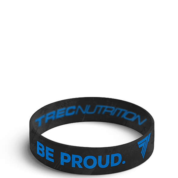 BE PROUD - WRISTBAND 013/BLACK