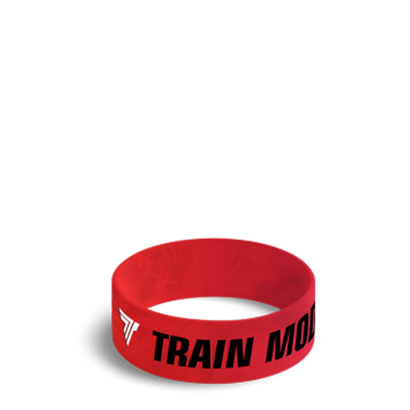 TRAIN MODE - WRISTBAND 025/RED
