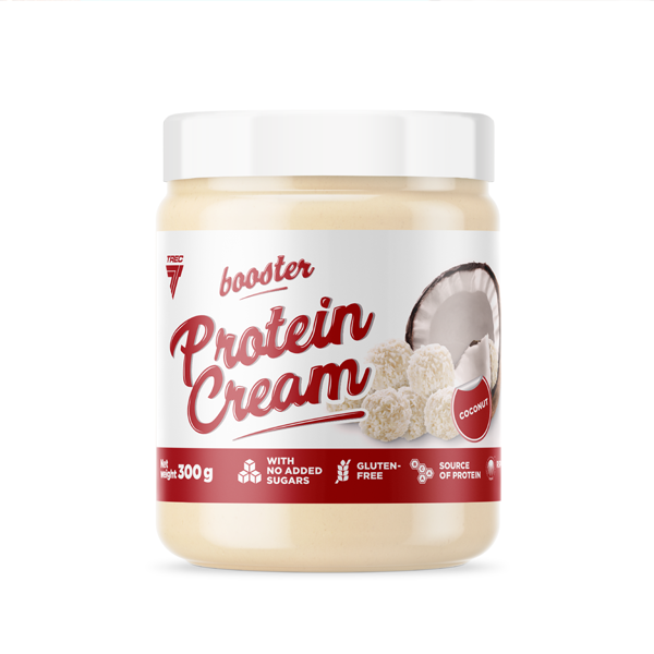 BOOSTER PROTEIN CREAM COCONUT