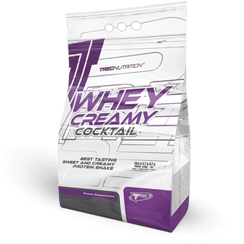 WHEY CREAMY COCKTAIL