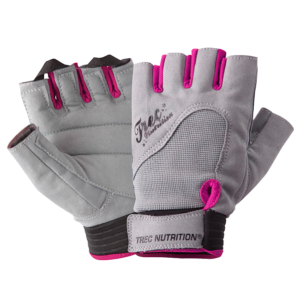WOMEN'S - FITNESS - GLOVES - GRAY