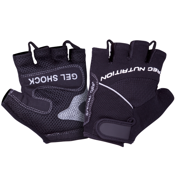 MEN'S - GELSHOCK - GLOVES - BLACK