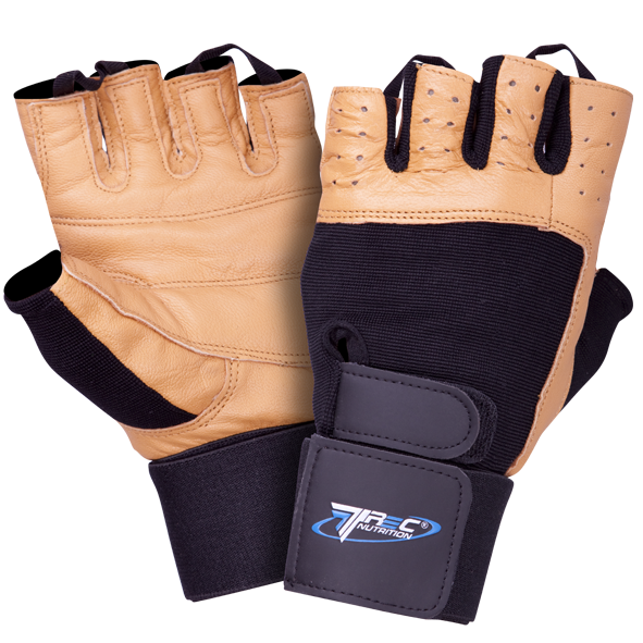 MEN'S -  PROFI BROWN - GLOVES - BLACK-BROWN